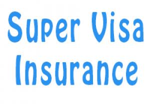 Super Visa Insurance